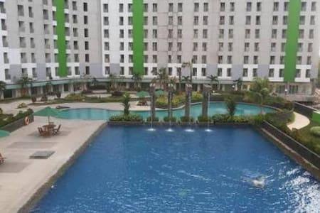 Apartmen Green Lake View - Ciputat - 公寓