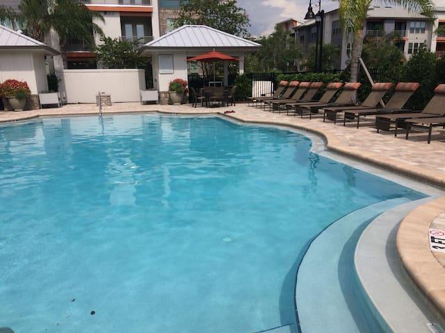 Habitacion  En Tampa