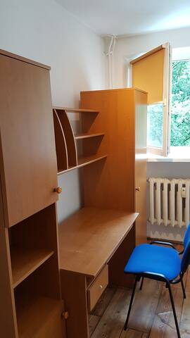 Parkside, Cheap Single room in leafy part