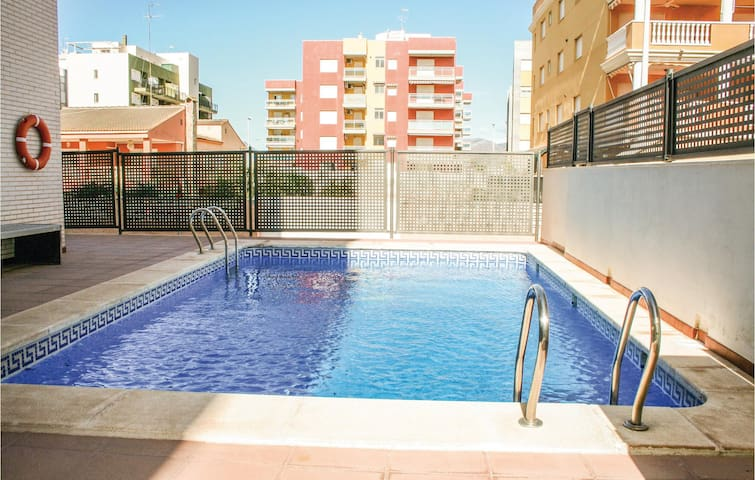 Holiday apartment with 2 bedrooms on 70m² in El Grau de Moncofa