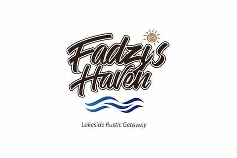 Fadzi's Haven (Lakeside Rustic Getaway)