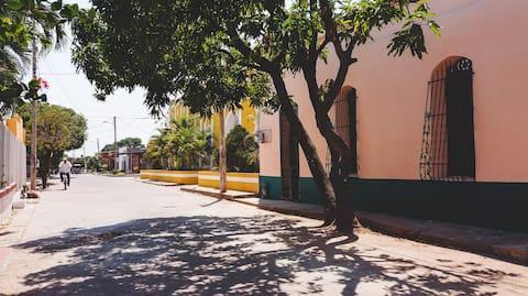 Room 2Beds Share WC-La Casa de Josefina,Villanueva