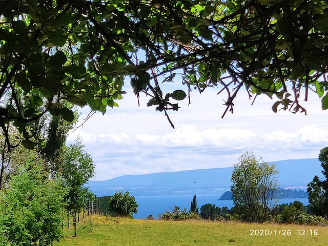 Vacances insolites en Roulotte Patagonie chilienne