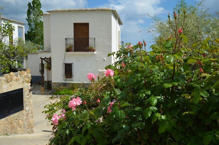 Balcón de Válor - Casa rural Nº4 en La Alpujarra