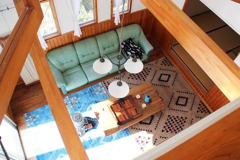 Vicino a spiaggia di Ohama. La casa spacioso!