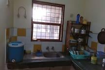 Kitchen with Utilities