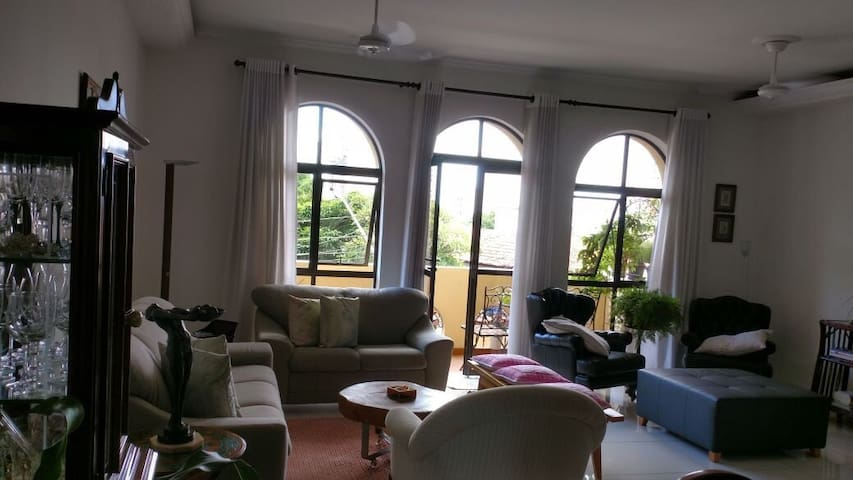 Apartamento aconchegante pronto para hospedá-los - Sorocaba - Flat