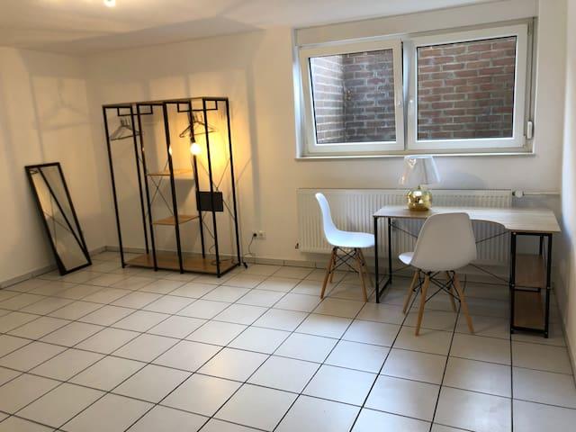 <Neue Zimmer Nähe Merck , mit Reinigung