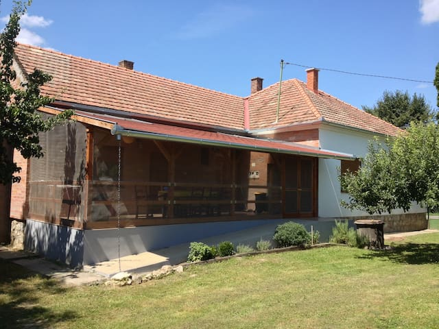 Drava Guest House - Felsőszentmárton - Talo