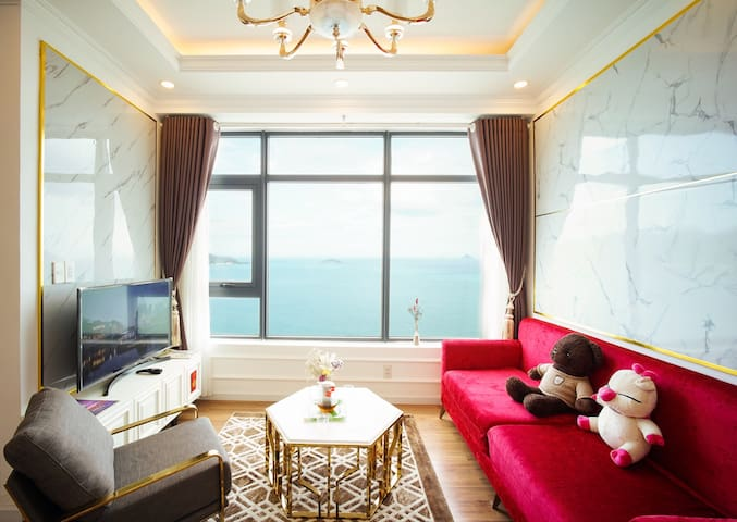 Your seaview home
