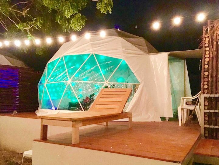 11Unique eco space, private beach,air-con,7-Eleven
