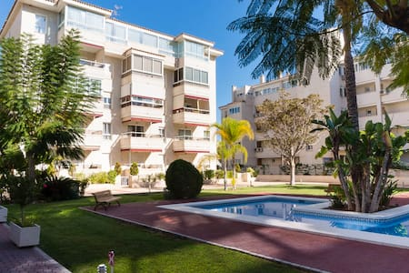 Central in Albir- Golf II -  by the pool