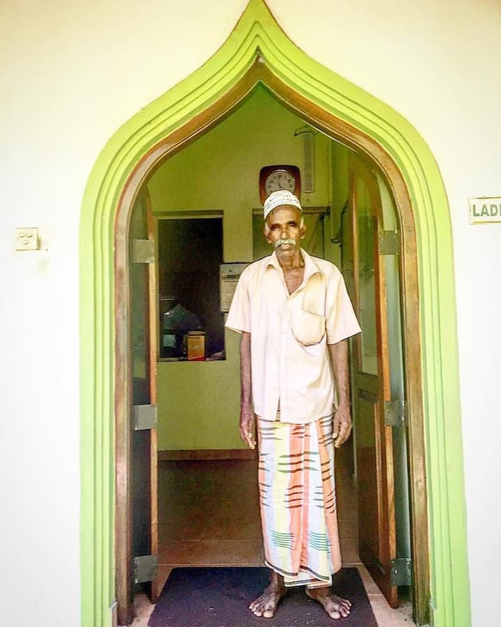 Visit a Mosque in Galle