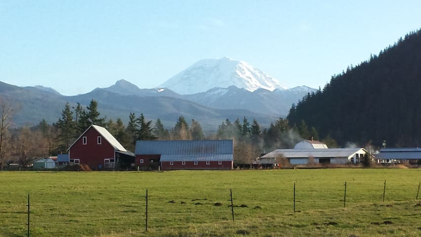 Luxury on the Farm! - Enumclaw - Bed & Breakfast