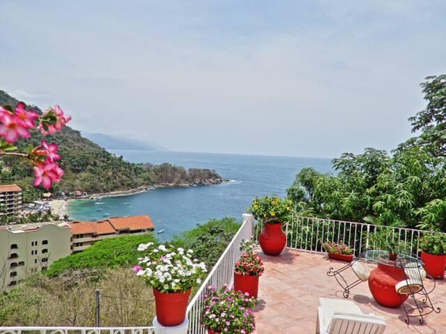 Ocean View Mismaloya - Jalisco - Huis
