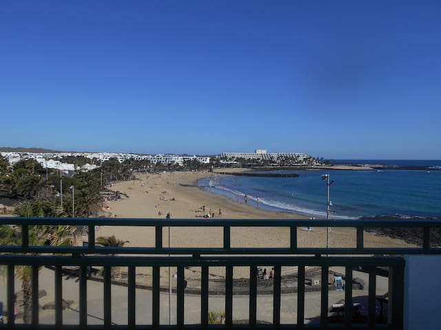 Costa Teguise Beach 1bedroom Sea View 226