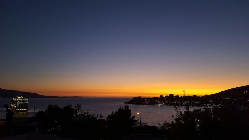 Villa Sunrise Panorama - The balcony of Saranda!!!