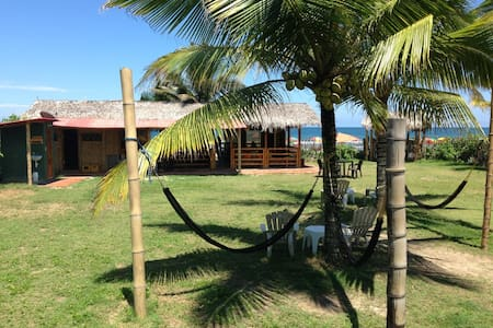 beachfront rooms with amazing view - Montañita - Pousada