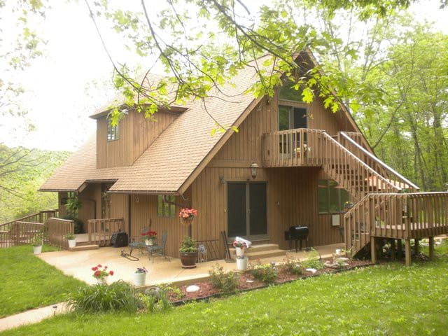 Your home away from home - Mountain Grove - Bed & Breakfast