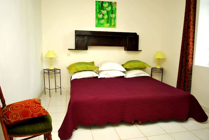 Double Room, downstairs