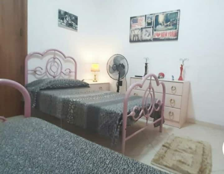 Beautiful spacious, fully Air conditioned room