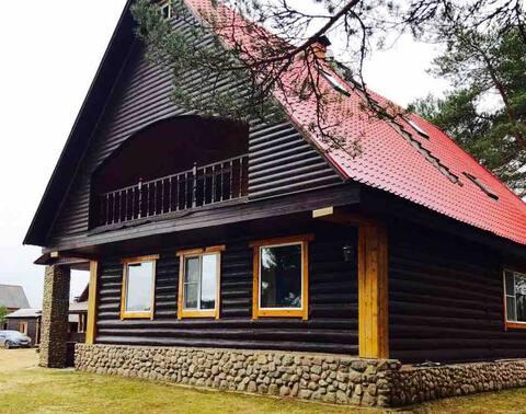 Seliger Lake House