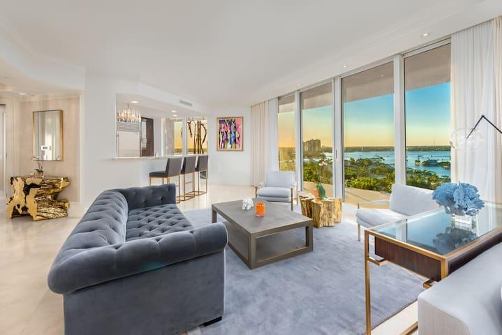 $5 Million Ritz-Carlton 3BR Beach Residence ★★★★★