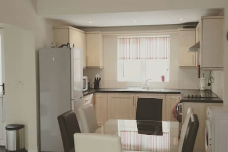 Clean and Nice room, Friendly host - Belfast