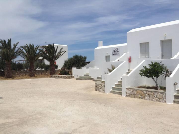 Superior Apartment near Mykonos Town (2 or 3 ppl)
