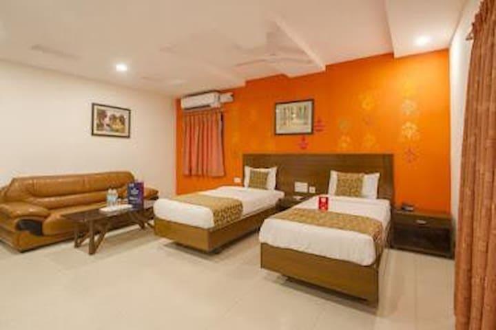 Best Guest House Near Hitex Exhibition Center