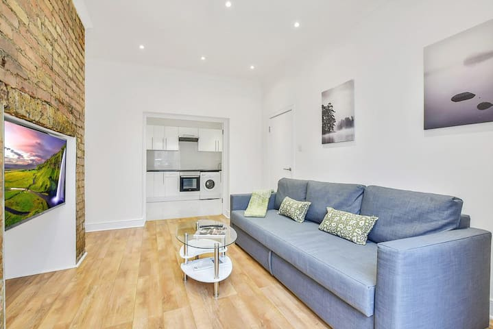 Highgate Garden Apartment