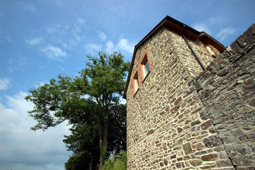 The Arches Gable End