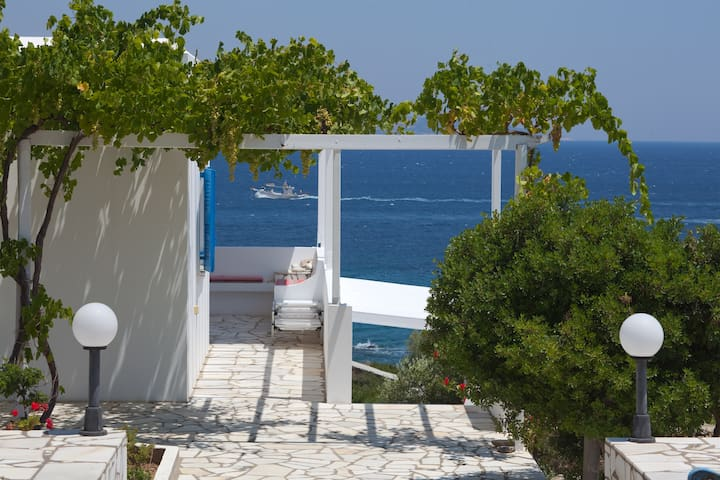 Sea House 75 square meters - antiparos - Talo