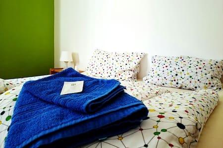 Palmiro's Airbnb | Apple Room - Trento