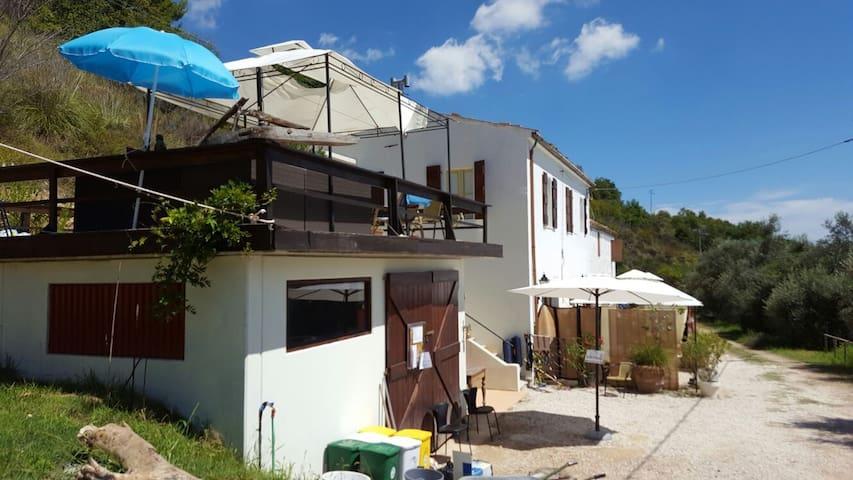 Casa di Bella Vita - Montefiore dell'Aso - House