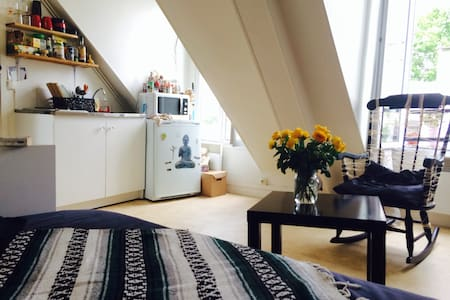 Studio lumineux bien situé - Parigi - Appartamento