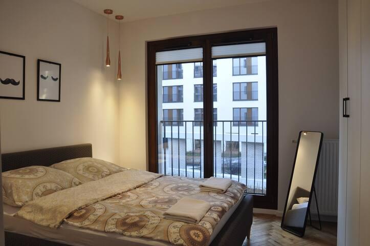 Wygodne apartamenty w sercu Mokotowa