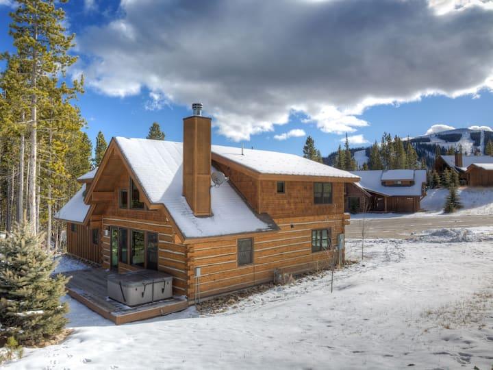 Powder Ridge Platinum Cabins by Big Sky Vacation Rentals 3 Bed 3 Bath Sleeps 10
