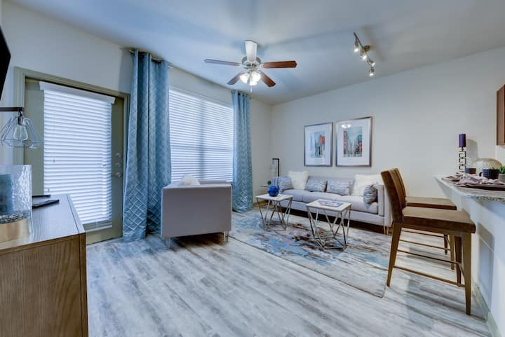 Your home away from home | 2BR in San Antonio