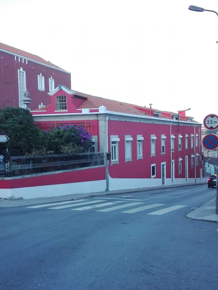 Palácio do freixo AL