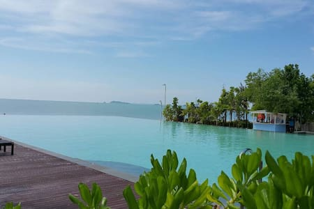 Cozy 1 BD with Ocean view - Rayong - Appartement