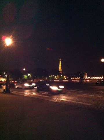 Bel Appartement Paris Bastille - Paris - Apartemen