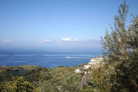 3 bd, close to Sorrento, pool - Amalfi
