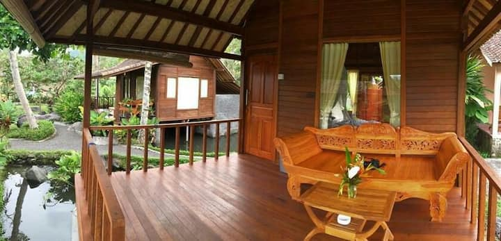 FAMILY SUITE 2 BEDROOM with Stunning Views in Bali
