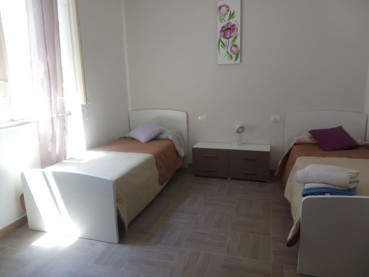 Stanza Iole e Elda - Iole and Elda Room