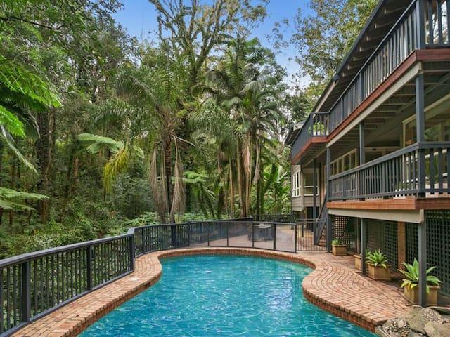 Sydney amazing resort-style house2 - Pymble - Dům