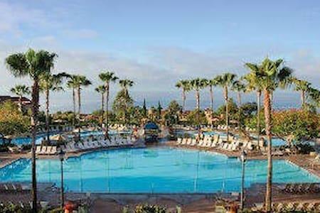 2br at Marriott Newport Coast - Newport Beach - Apartament