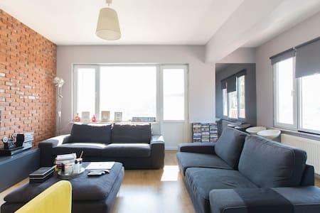 Cozy flat with an amazing bosphorus view - Sarıyer - Flat