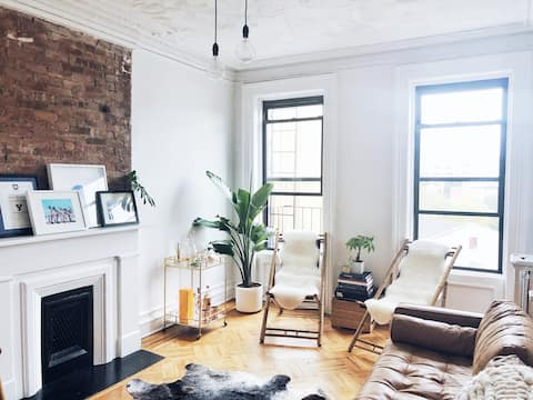 Parisian Style Apartment in Heart of Brooklyn