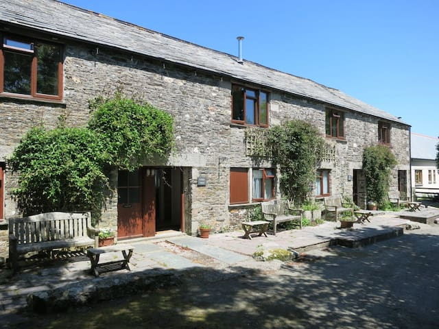 Meadows Cottage - Boscastle - Casa
